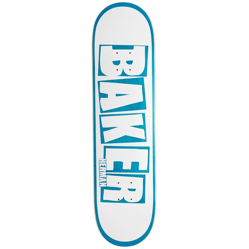 Baker Bryan Herman Brand Name Skateboard Deck 8.0