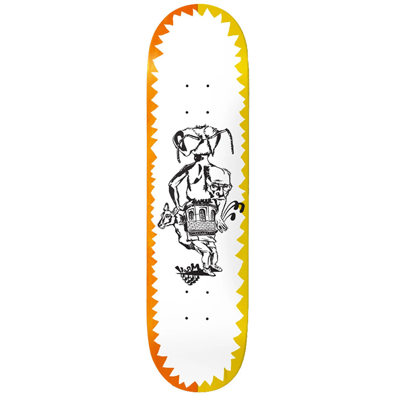 Baker Bryan Herman Daydreams Skateboard Deck 8.0