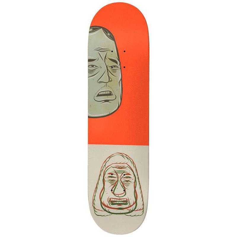 Baker Dollin Barry Skateboard Deck 8.125