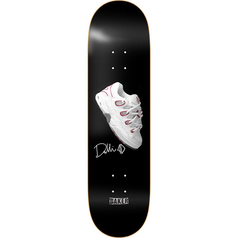 Baker Dustin Dollin D3 SkateboardDeck 8.125