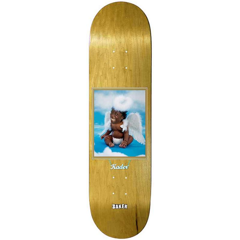 Baker Kader Baby Angel Skateboard Deck 8.25