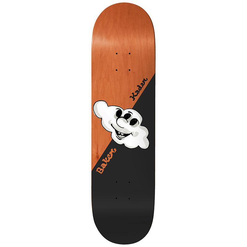 Baker Kader Sylla Brainstorm Skateboard Deck 8.0