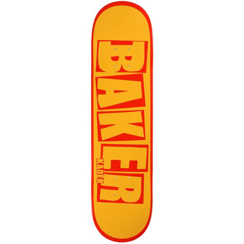 Baker Kader Sylla Brand Name Skateboard Deck 7.875
