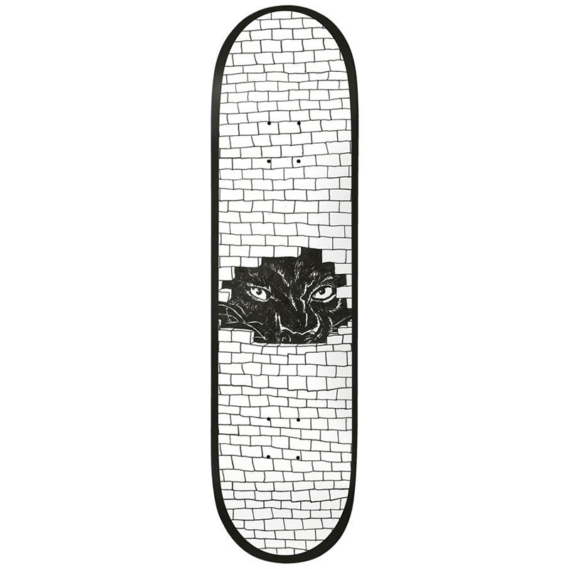 Baker Kader Sylla Frenz Skateboard Deck 8.25