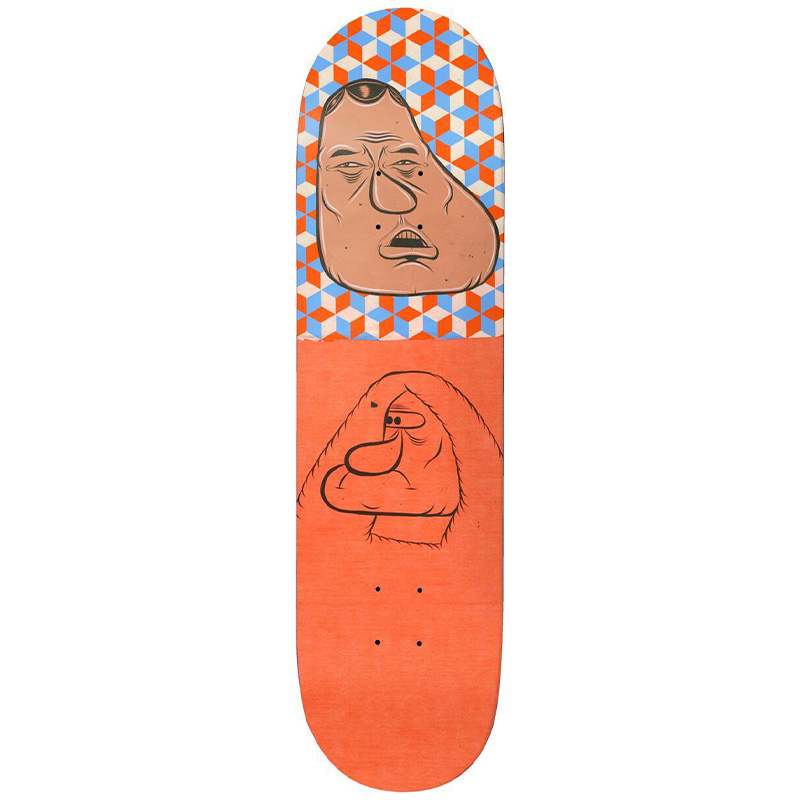Baker Reynolds Barry Skateboard Deck 8.25