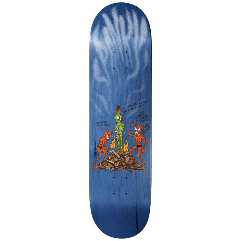 Baker Spanky Wizardry Skateboard Deck 8.25