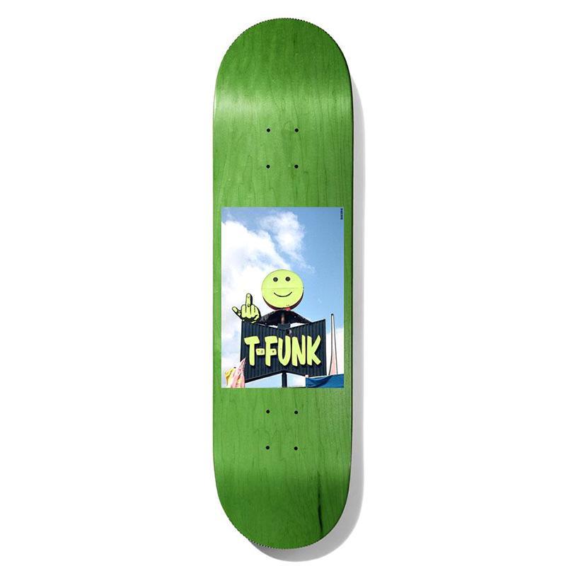 Baker T-Funk Lankershim Skateboard Deck 8.0