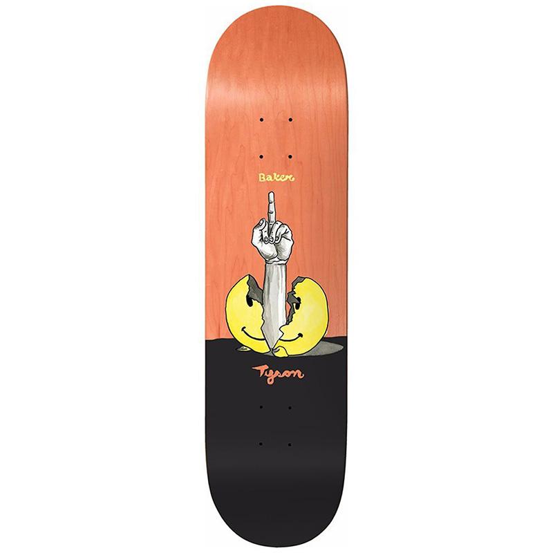 Baker Tyson Peterson Brainstorm Skateboard Deck 8.5