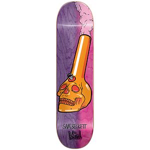 Blind Beckett Bonged R7 Skateboard Deck 8.5