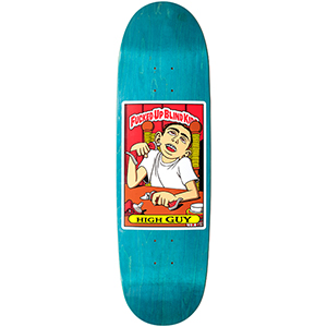 Blind Mariano FUBK High Guy HT Reissue Skateboard Deck 9.0
