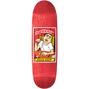 Blind Mariano FUBK High Guy SP Reissue Skateboard Deck 9.0