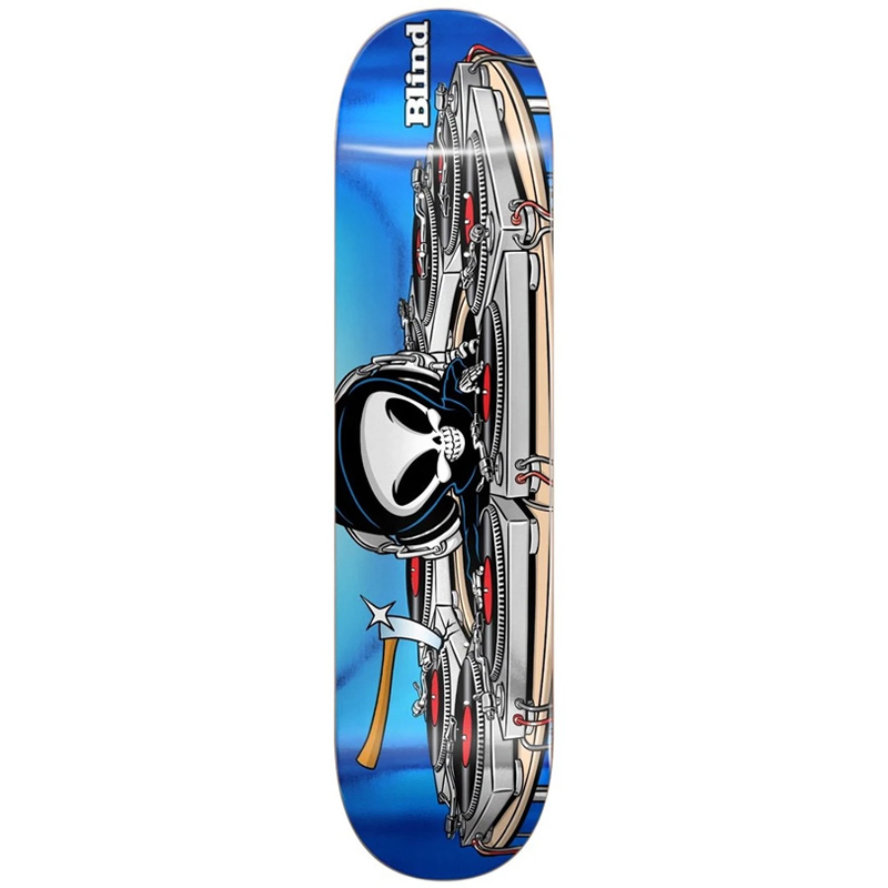 Blind Maxham Mixmaster Reaper R7 Skateboard Deck 8.375