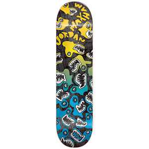 Blind Maxham Monsters R7 Skateboard Deck 8.25
