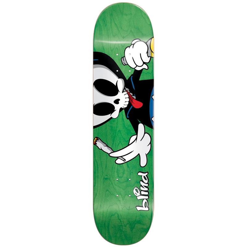 Blind Maxham Reaper Character R7 Skateboard Deck 8.375