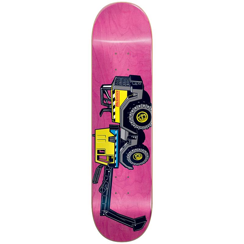 Blind McEntire Trucks R7 Skateboard Deck 8.0