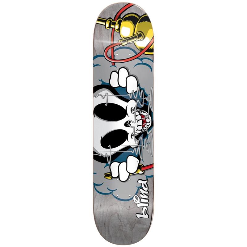 Blind Nassim Reaper Character R7 Skateboard Deck 8.375