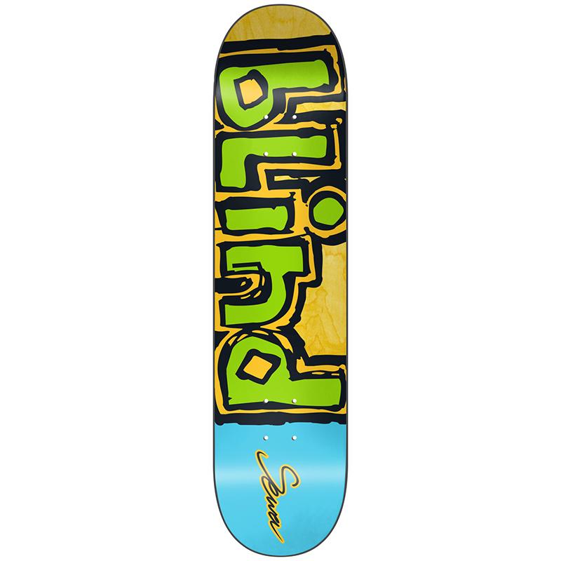Blind OG Pro Signature HYB Sewa Skateboard Deck 7.75