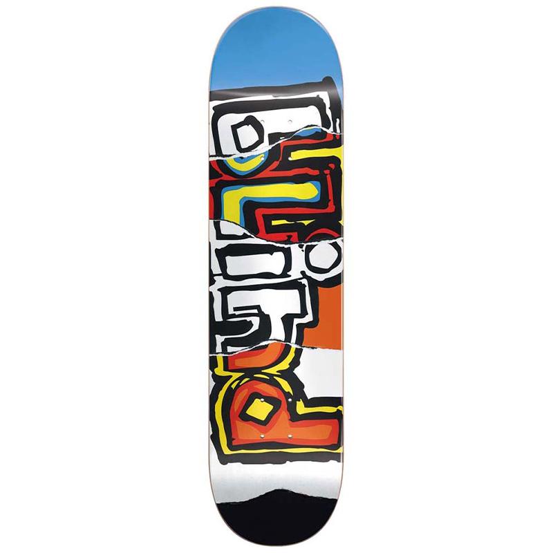 Blind OG Ripped HYB Skateboard Deck Multi 8.0