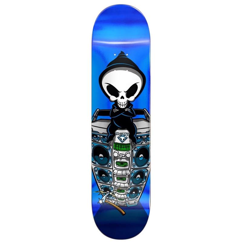 Blind Papa Boom Box Reaper R7 Skateboard Deck 8.0