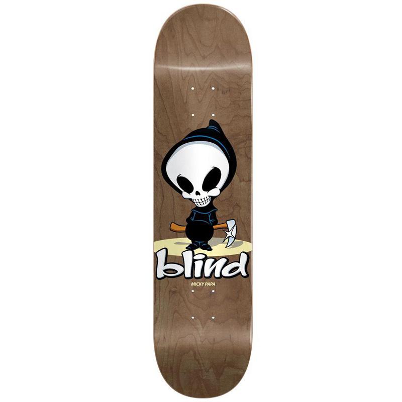 Blind Papa OG Reaper R7 Skateboard Deck 7.75