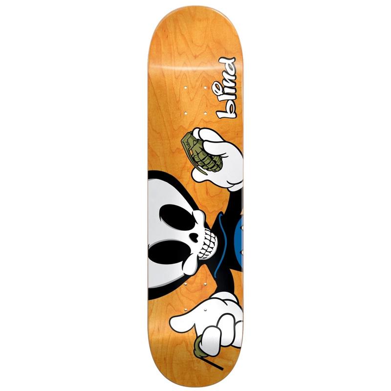 Blind Papa Reaper Character R7 Skateboard Deck 8.0