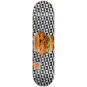 Blind Romar Tribute Chicken Skateboard Deck 8.125