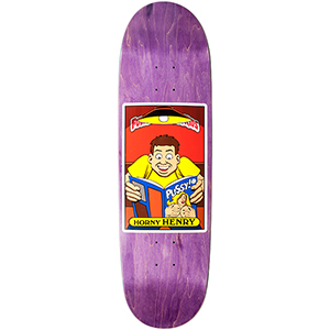 Blind Sanchez FUBK Horny Henry HT Reissue Skateboard Deck 9.0