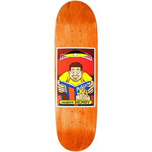 Blind Sanchez FUBK Horny Henry SP Reissue Skateboard Deck 9.0