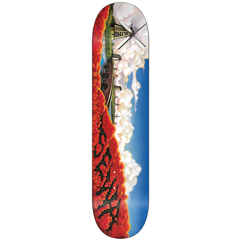 Blind Sewa Windmills R7 Skateboard Deck 7.75