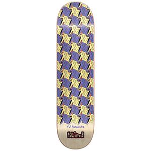 Blind TJ Tile Style R7 Skateboard Deck 8.375