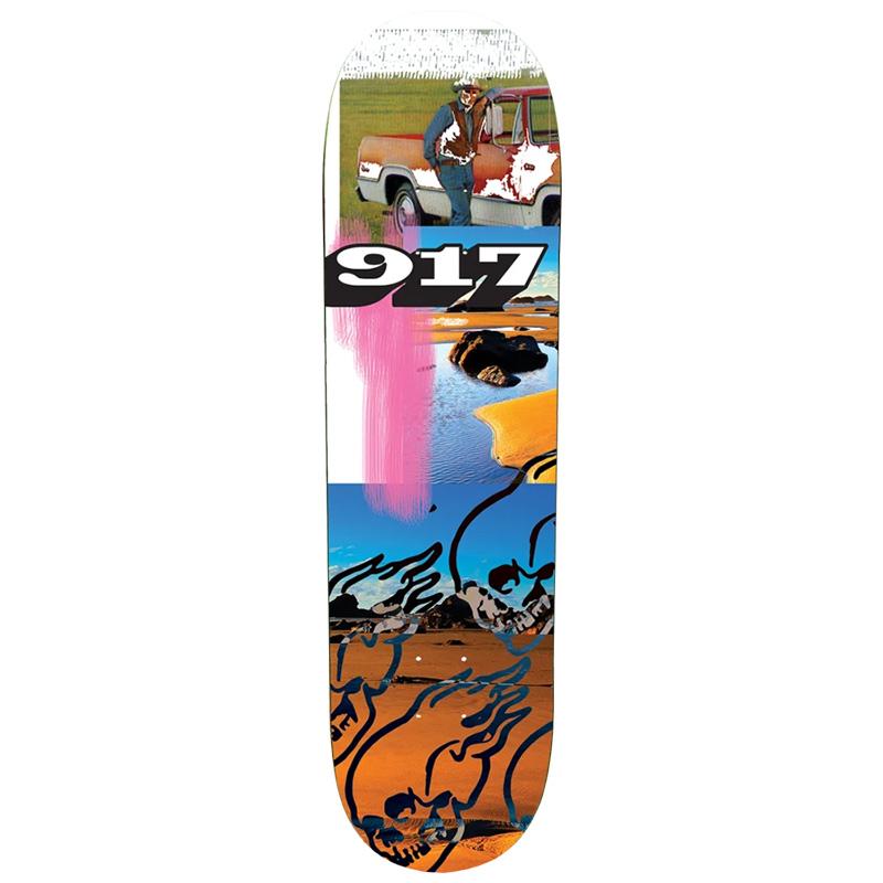 Call Me 917 Art School 1 Skateboard Deck 8.38