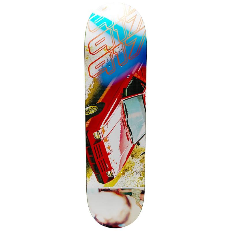 Call Me 917 Art School 2 Skateboard Deck 8.25