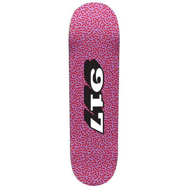 Call Me 917 Sprinkle Skateboard Deck 8.5