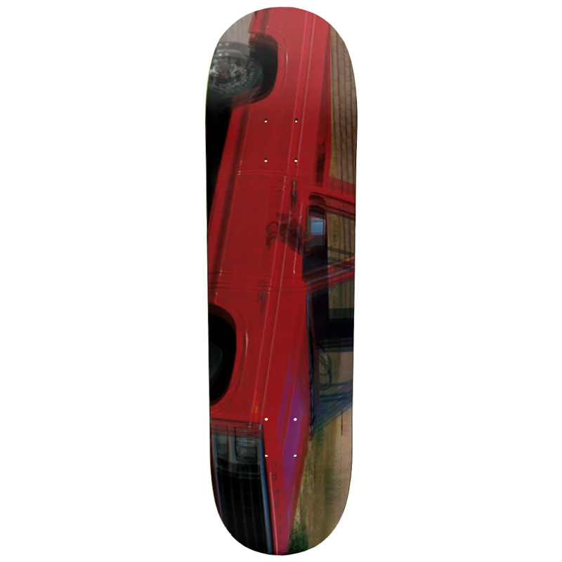 Call Me 917 Truck Skateboard Deck 8.5