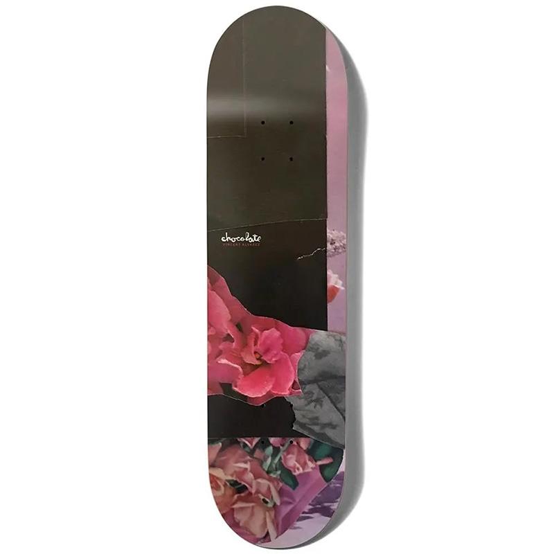Chocolate Alvarez Minimal Series Skateboard Deck 8.25
