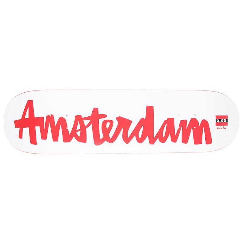 Chocolate Amsterdam Skateboard Deck 8.0