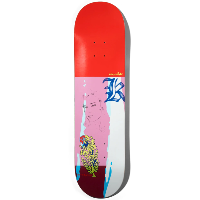 Chocolate Anderson Muse Skateboard Deck 8.25
