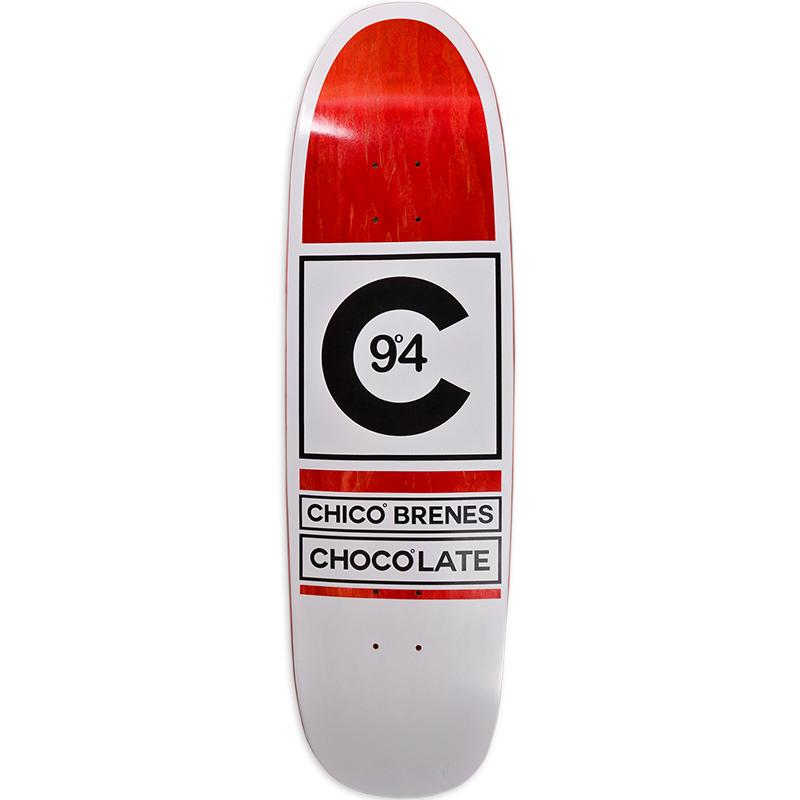 Chocolate Brenes Sport C Skateboard Deck 8.75