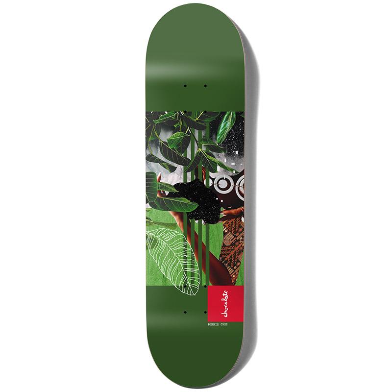 Chocolate Cruz Divine Sublime Skateboard Deck 8.1875