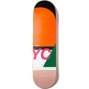 Chocolate Cruz Neu Phase Skateboard Deck 8.125