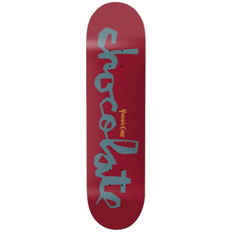 Chocolate Cruz OG Chunk Skateboard Deck 8.1875