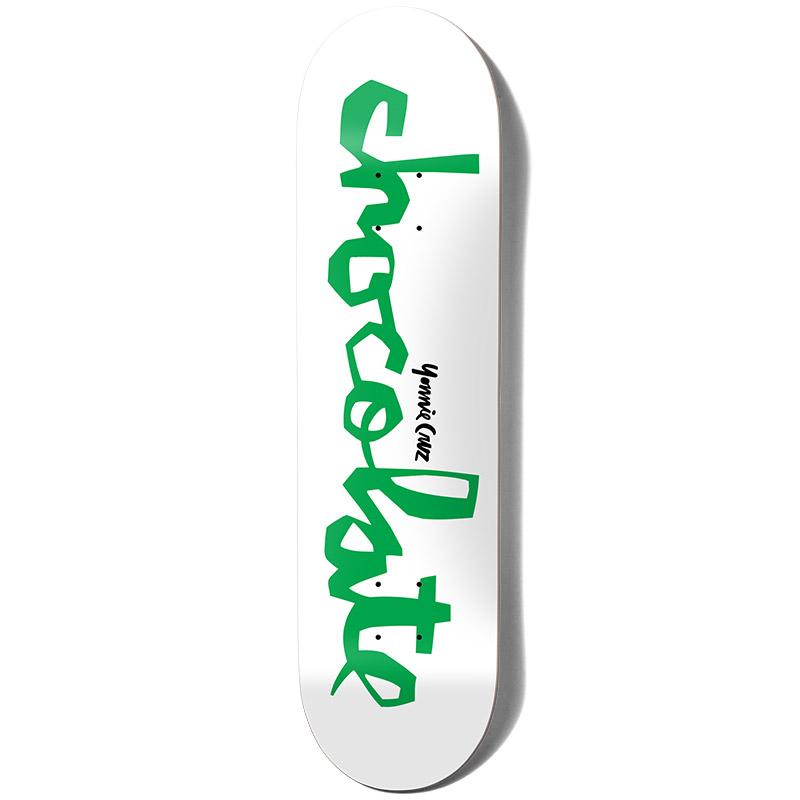 Chocolate Cruz Original Chunk Skateboard Deck 8.0