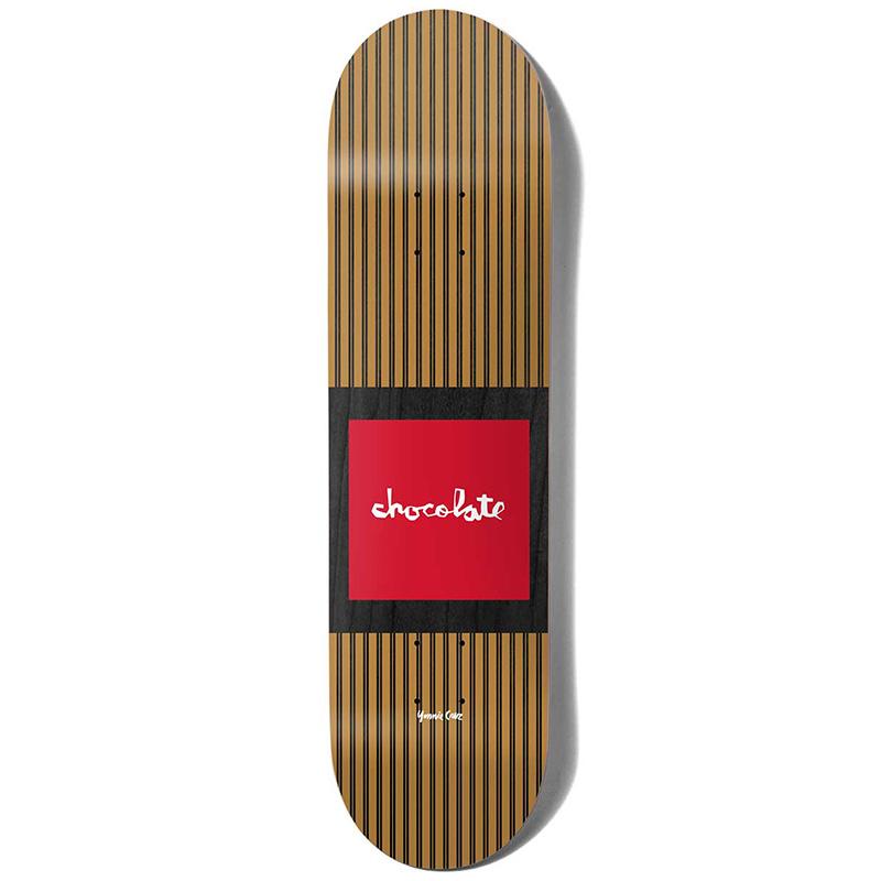 Chocolate Cruz Pop Secret Skateboard Deck 8.1875