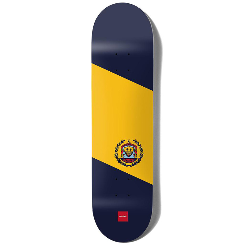 Chocolate Cruz Secret Society Skateboard Deck 8.1875