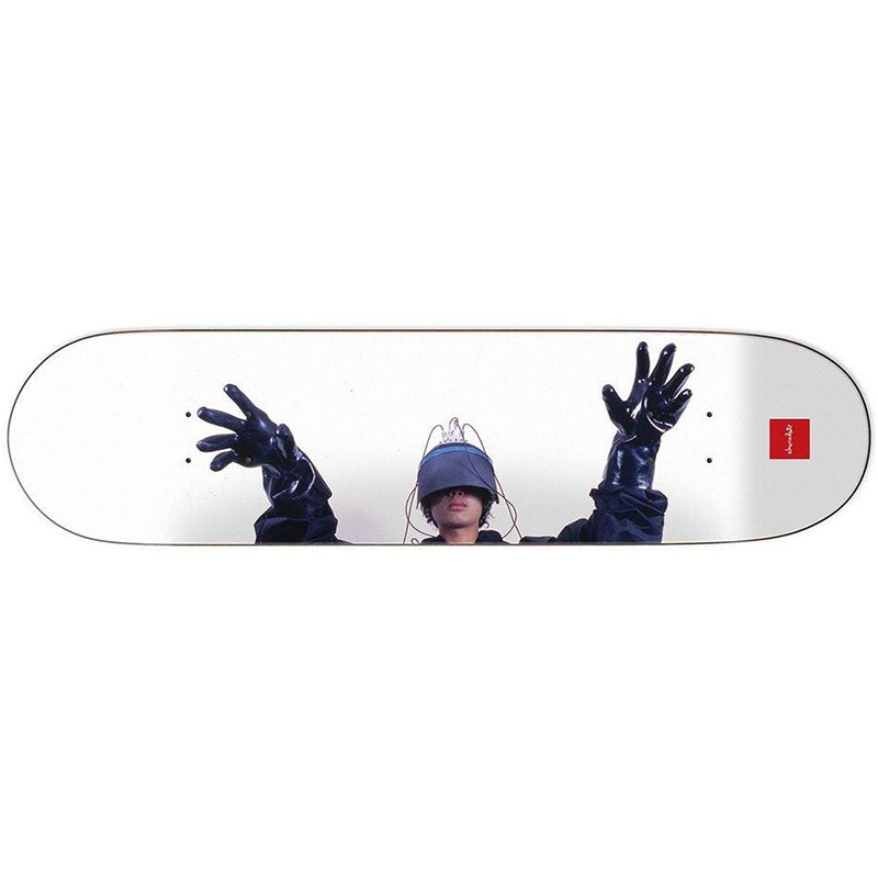 Chocolate Films Tour Skateboard Deck 8.13
