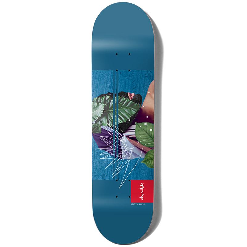 Chocolate Perez Divine Sublime Skateboard Deck 8.375