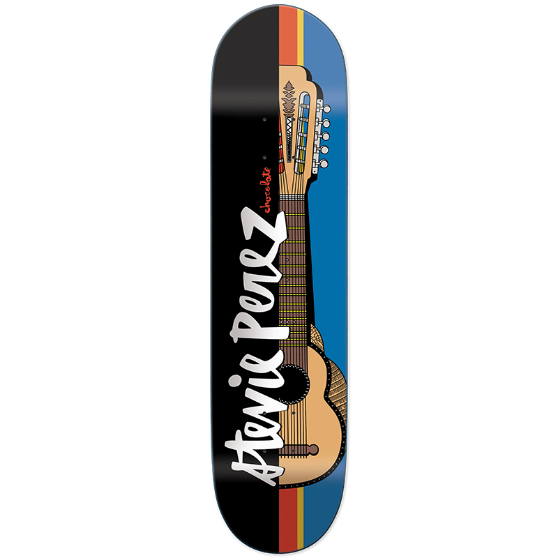 Chocolate Perez Everyday People Skateboard Deck 8.0