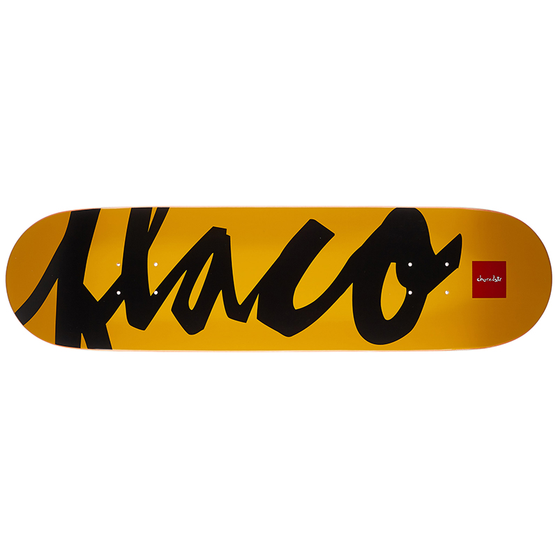 Chocolate Perez Nick Names Skateboard Deck 8.38