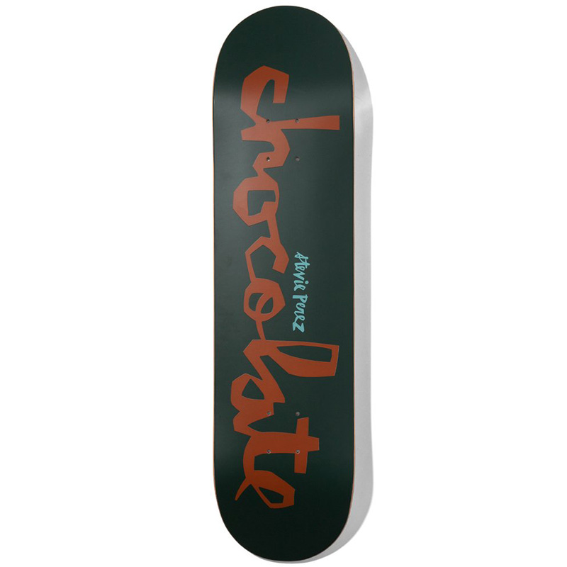Chocolate Perez OG Chunk Skateboard Deck 8.0