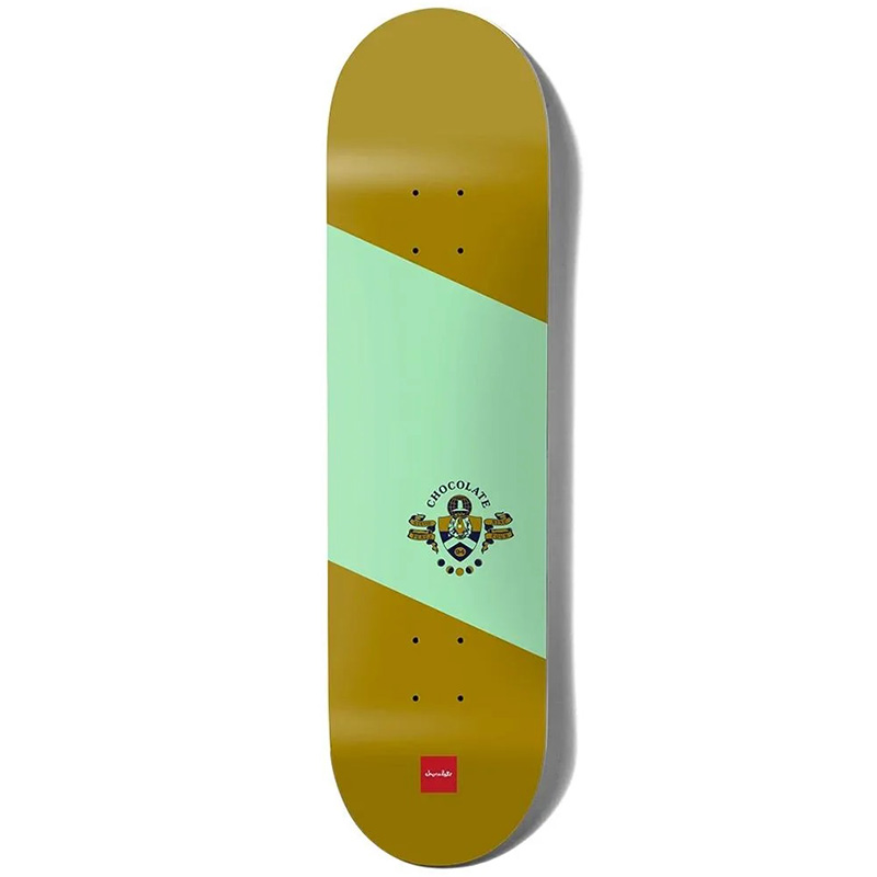 Chocolate Perez Secret Society Skateboard Deck 8.375